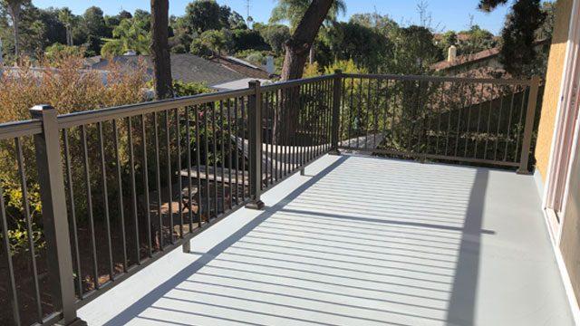 Residential Aluminum Railing