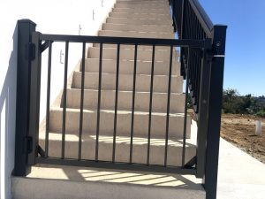 Outdoor Stair Railing System San Diego | West Coast Railing